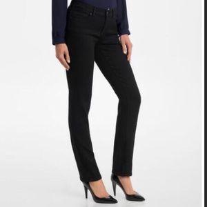 Karl Lagerfeld Paris  black jeans 8 straight
